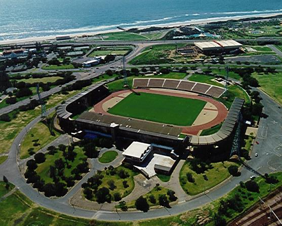 Kings Park Stadium - 9th African Athletics Championships 1993